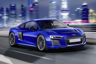 «Самоходный» концепт оснащен электромотором мощностью 462 л.с. (920 Нм), способным разогнать купе до 100 км/ч за 3,9 секунды.