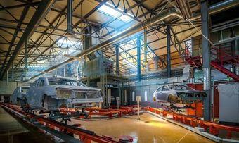 В ближайшей перспективе начнется строительство собственного завода марки в Липецке, который выйдет на проектную мощность в 60 тыс. машин в год к 2017—2018 годам. Объем инвестиций в проект — $300 млн.