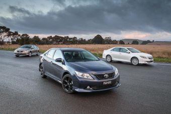 Компания Toyota представила седан Aurion 2015 модельного года для рынка Австралии, где автомобиль позиционируется в качестве более дорогой альтернативы Toyota Camry. Отметим, что Аурион построен на основе Камри и продается параллельно с этой моделью.
