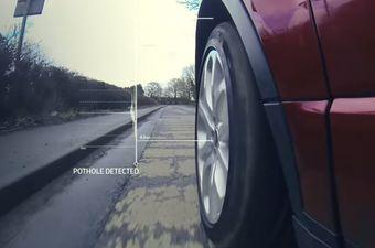 Кроме того, сообщение о плохом участке дороги можно отправить местным властям в автоматическом режиме, чтобы те занялись ремонтом.