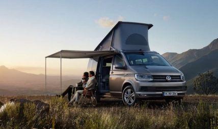 Volkswagen представил новый туристический микроавтобус California