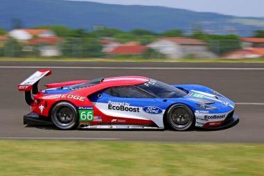 Форд анонсировал возвращение в 24 часа Ле Мана с новым суперкаром GT