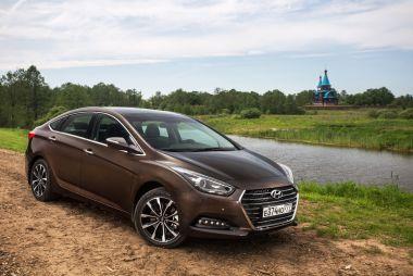 В России начались продажи обновленного семейства Hyundai i40. Цены — прежние