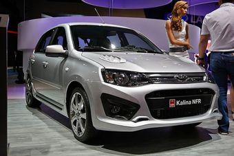По предварительной информации, машина получит двигатель с турбонаддувом и будет называться Kalina NFR Turbo.