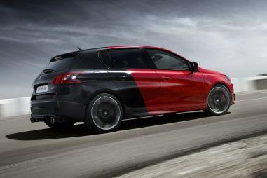 Peugeot показал новый 270-сильный хот-хэтч 308 GTi