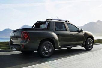 Duster Oroch можно будет заказать с бензиновыми двигателями объемом 1,6 или 2,0 литра.