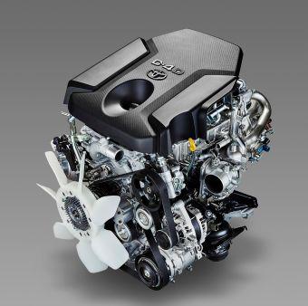 Оба новых мотора в сравнении с предшественниками (серия KD) оказались на 15% экономичнее и на 25% тяговитее. По оценкам Тойоты, термический КПД новых агрегатов составляет 44%.