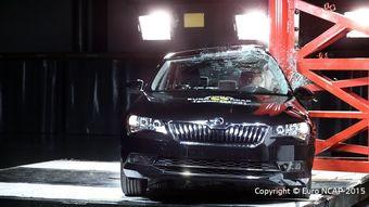Высокой оценкой экспертов, в частности, отмечены усиленный кузов, и различные системы активной безопасности флагманской модели Skoda.