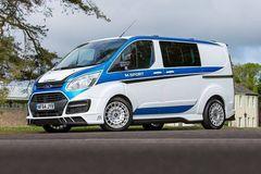 Новость о Ford Tourneo Custom