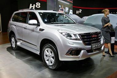 Китайский премиум-внедорожник Haval H9 поступил в продажу по цене от 2,15 млн рублей