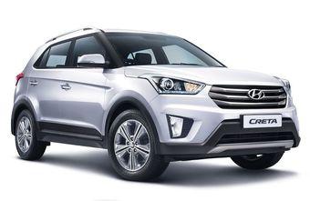 Сборка Creta начнется на заводе Hyundai под Санкт-Петербургом в 2016 году.