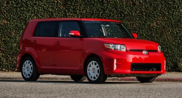 Toyota прекратит производство хэтчбека Scion xB