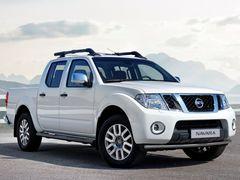 Новость о Nissan NP300