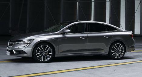 Экспертов концерна Daimler пригласили для контроля за качеством сборки нового Renault Talisman