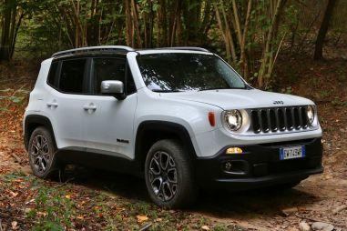 Начался прием предзаказов на Jeep Renegade. Начальная цена — 1 189 000 рублей