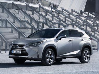 Toyota отзовет более 1600 минивэнов Alphard и кроссоверов Lexus NX в России