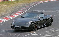 Новость о Porsche Boxster