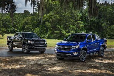 Chevrolet выпустит две спецверсии пикапа Colorado — для города и для бездорожья