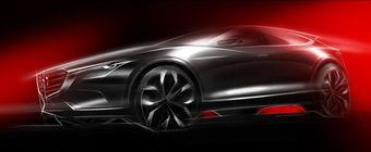 Ожидается, что на примере нового концепта Мазда покажет будущую серийную модель CX-4, которая поборется за покупателей в сравнительно новом сегменте компактных купе-кроссоверов.