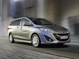Минивэн Mazda5 снимут с производства