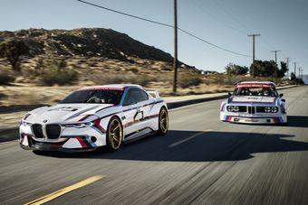 Первый прототип — гоночная версия уже известного концепта 3.0 CSL Hommage, которая получила литеру R в названии. Второй — купе M4 GTS, которое позже должно пойти в серию.
