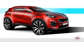 Производитель утверждает, что Sportage получит одну полностью новую силовую установку. Зарубежные СМИ полагают, что речь идет об электрической системе по аналогии с Kia Soul EV или трехцилиндровом двигателе внутреннего сгорания.