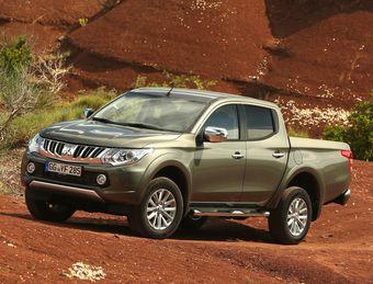 В России автомобиль можно будет приобрести с новым турбодизелем под обозначением 4N15 с рабочим объемом 2,4 литра.