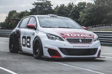 Peugeot запустит гоночную версию хэтчбека 308 в открытую продажу