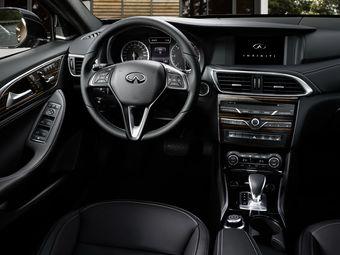 Новинка построена на платформе от Mercedes-Benz. Наиболее близкие «родственники» нового японского премиального хэтча — Mercedes-Benz A-Class и GLA-Class.