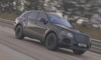 Производитель утверждает, что машина будет самым быстрым SUV в мире.