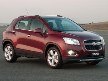 Chevrolet начинает продажи кроссовера Tracker в России