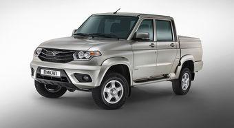 УАЗ Пикап в топовой версии теперь стоит более миллиона рублей.