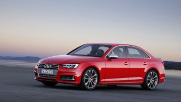 Новый Audi S4 оснастили 354-сильным двигателем V6