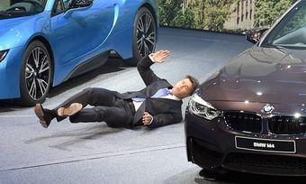 Пресс-служба BMW распространила сообщение о том, что здоровью главы компании ничего не угрожает.