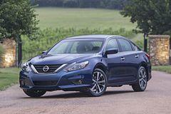 Новость о Nissan Altima