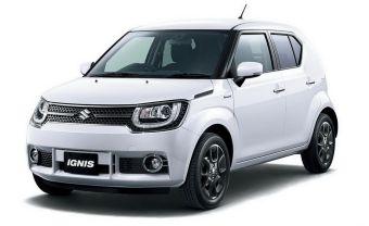 Главной серийной премьерой Suzuki будет новый Ignis. Машину совсем недавно сфотографировали в камуфляже на испытаниях в Европе — ожидалось, что ее дебют состоится позже