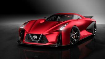Наряду с ними японская публика увидит концептуальный кроссовер Nissan Gripz.