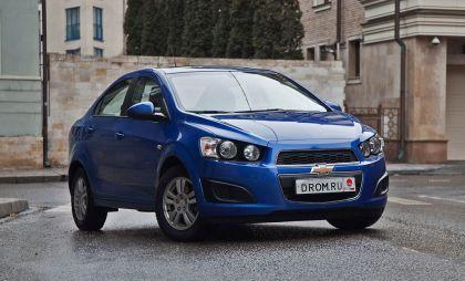 Chevrolet отзовет в России более 70 тысяч Aveo из-за проблем со шлангом гидроусилителя руля