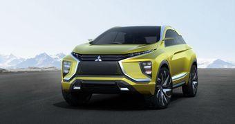Концепт-кар получит целый ряд современных технологий и покажет новое направления дизайна автомобилей Mitsubishi.