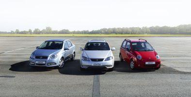 Автомобили Daewoo будут продавать под новой маркой Ravon
