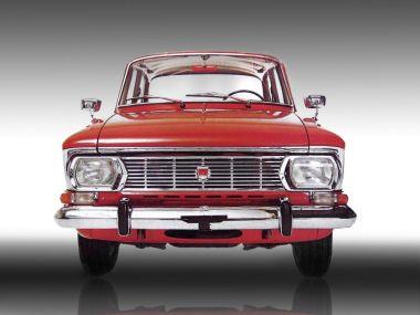 Renault регистрирует товарный знак «Москвич» и его эмблемы