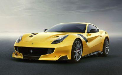 Ferrari выпустит ограниченную серию купе F12 с системой подруливания задних колес