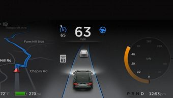 Новая программа не берет управление полностью на себя, но автоматически выполняет целый ряд привычных водителю функций.