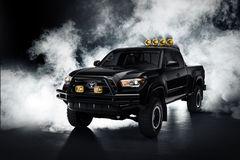 Новость о Toyota Tacoma