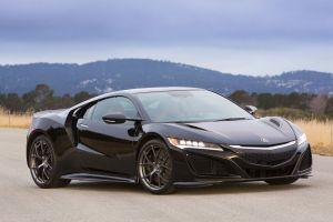 Финальные характеристики новой Acura NSX: 573 л.с. мощности и около трех секунд до «сотни»