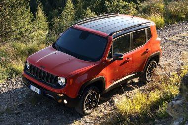 Jeep начал продажи самой маленькой модели. Полноприводный Renegade стоит от 1,94 млн рублей