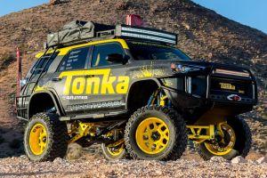 Toyota доработала внедорожник 4Runner совместно с производителем детских игрушек