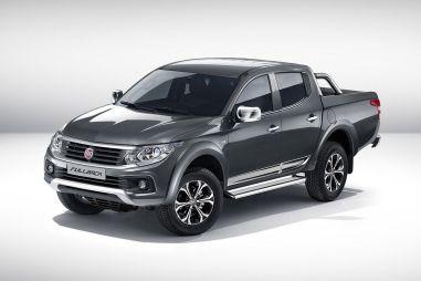 Новым пикапом от Fiat оказался перелицованный Mitsubishi L200