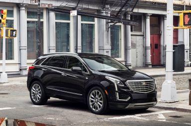 Cadillac провел мировую премьеру нового кроссовера XT5