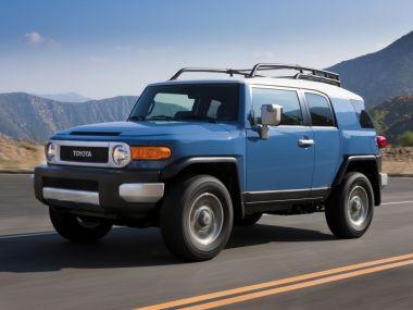 Toyota зря прекратила продажи FJ Cruiser в США: там покупают б/у автомобили по цене новых